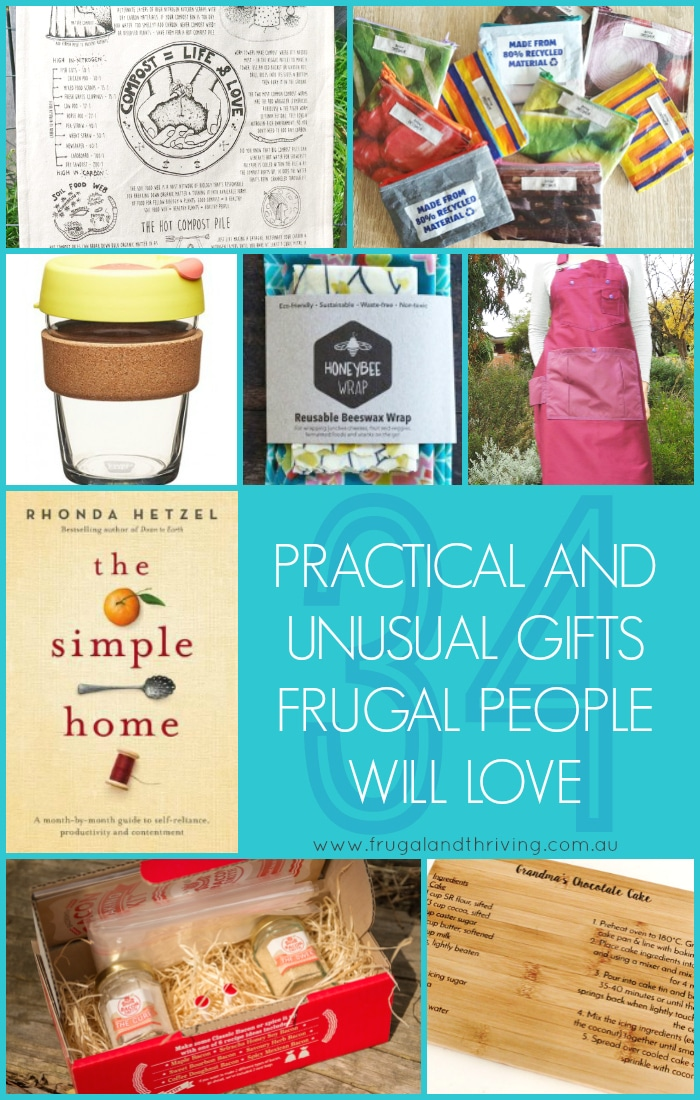 practical frugal gifts