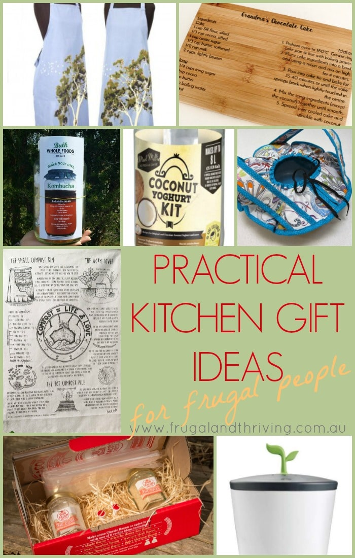 practical kitchen gift ideas