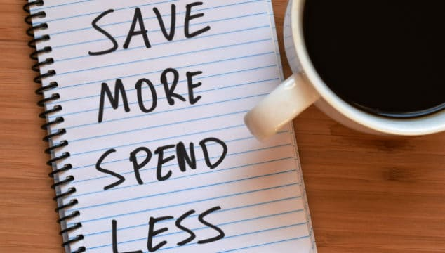 save more spend less