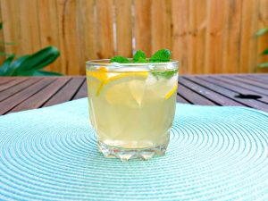 Homemade lemonade recipe