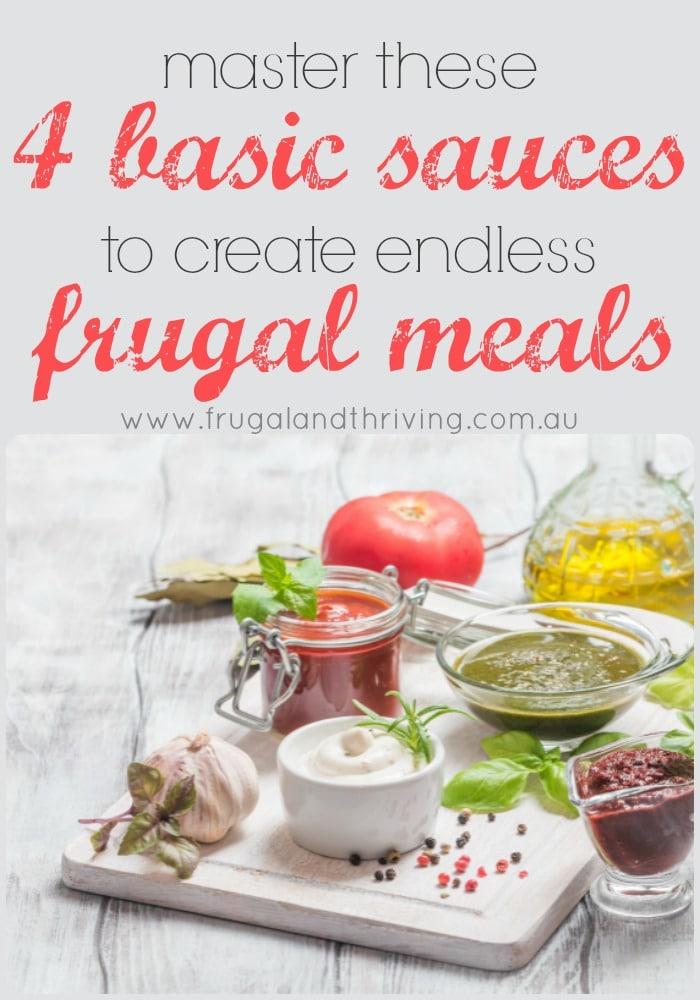 essential sauce techniques