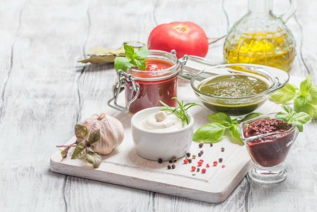 essential sauces to master