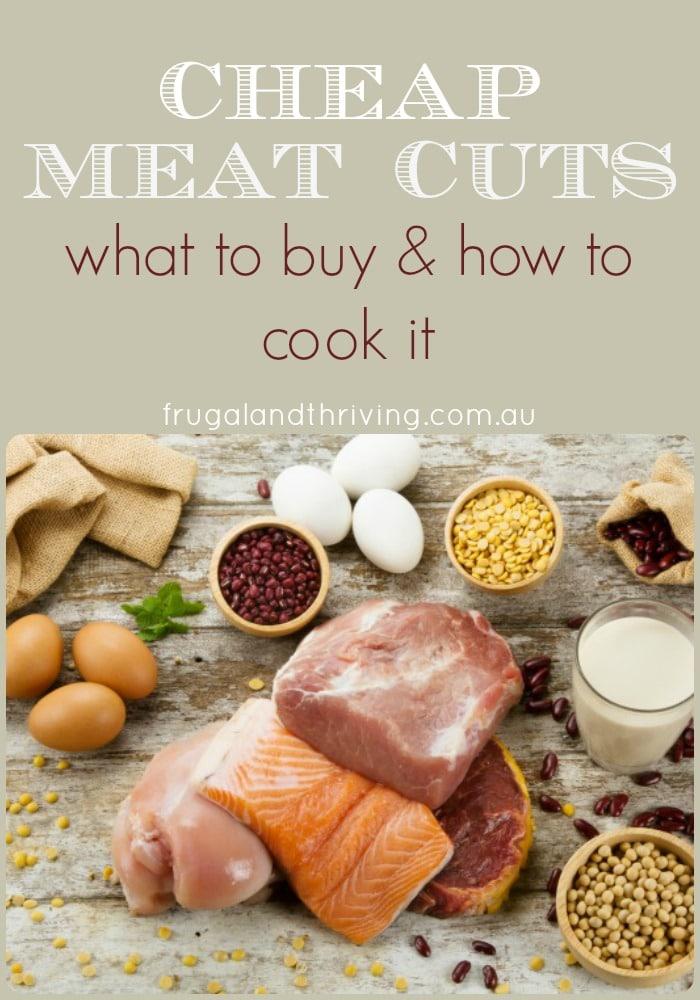 cheap meat cuts