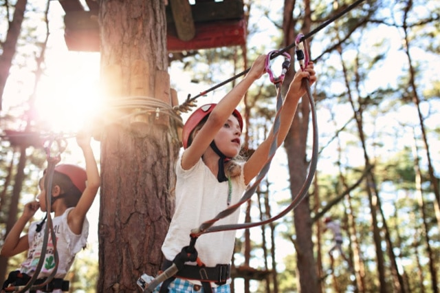 low waste experiences for teens