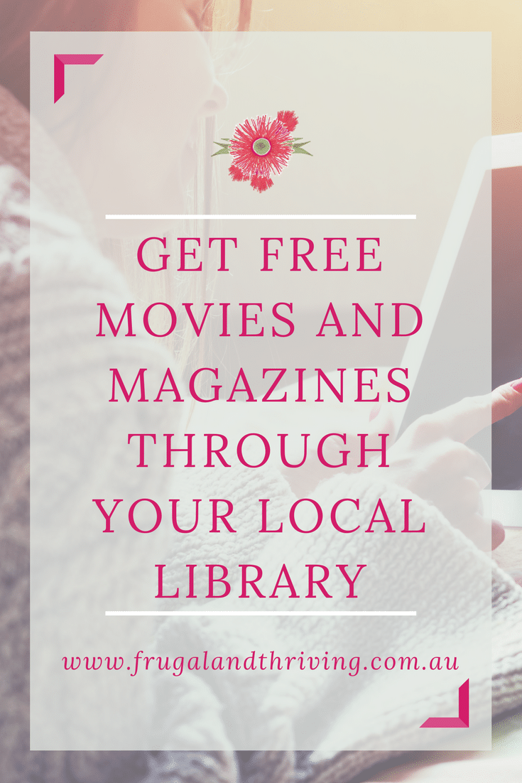 get movies and magazines for free online