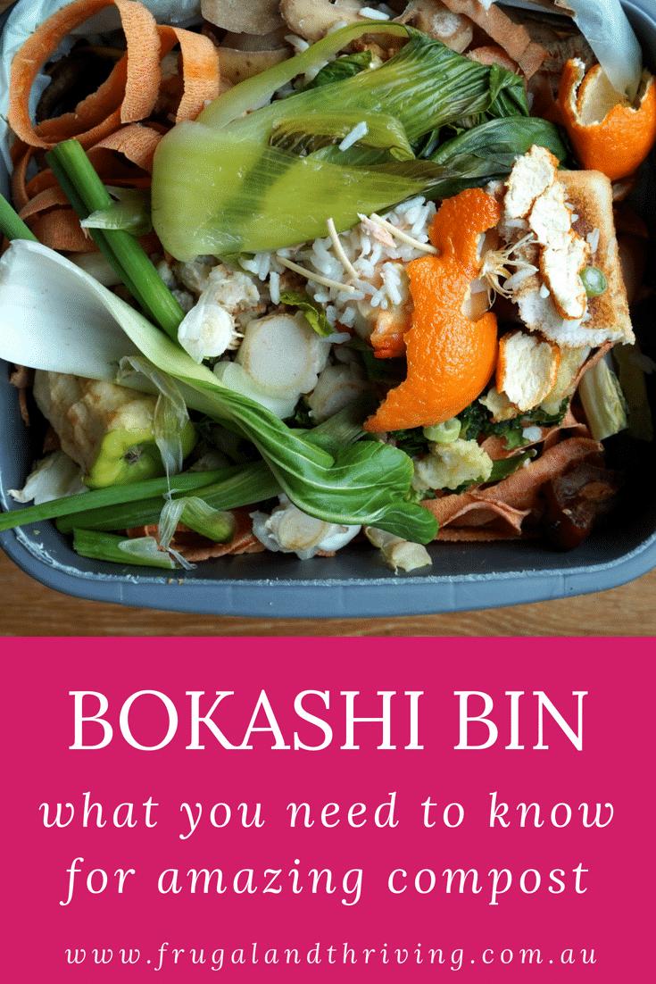 Bokashi Bin