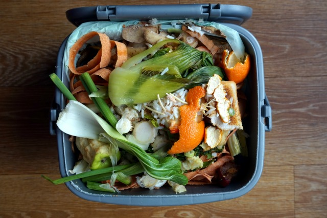 Reduce Food waste with a Bokashi Bin