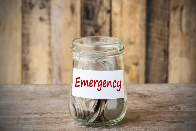 The Benefits of having an emergency fund