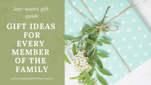 Zero-Waste and Low-Waste Gift Guide