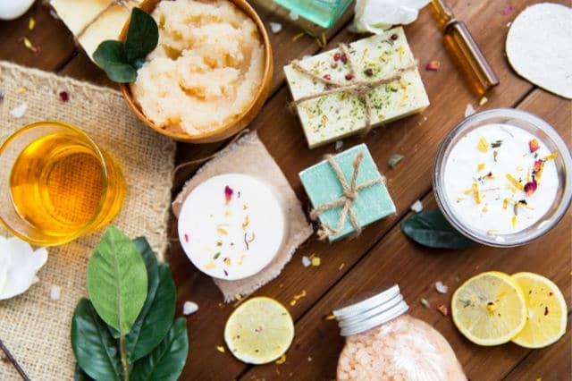 low-waste personal care products