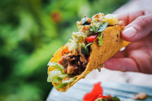 taco party budget entertaining