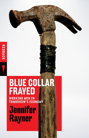 blue collar frayed
