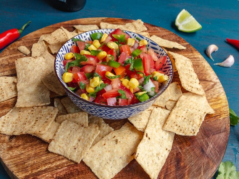 Fresh Tomato Salsa Recipe – Perfect for Summer Entertaining