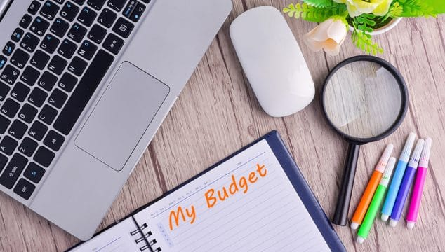 how to monitor your budget