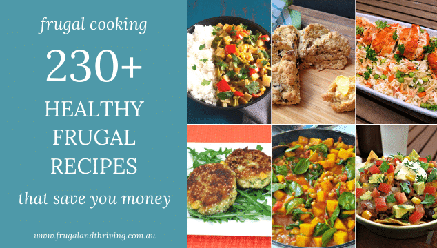 frugal recipes