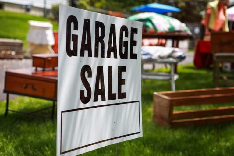 Garage Sale Shopping Tips to Help You Bag the Best Bargains