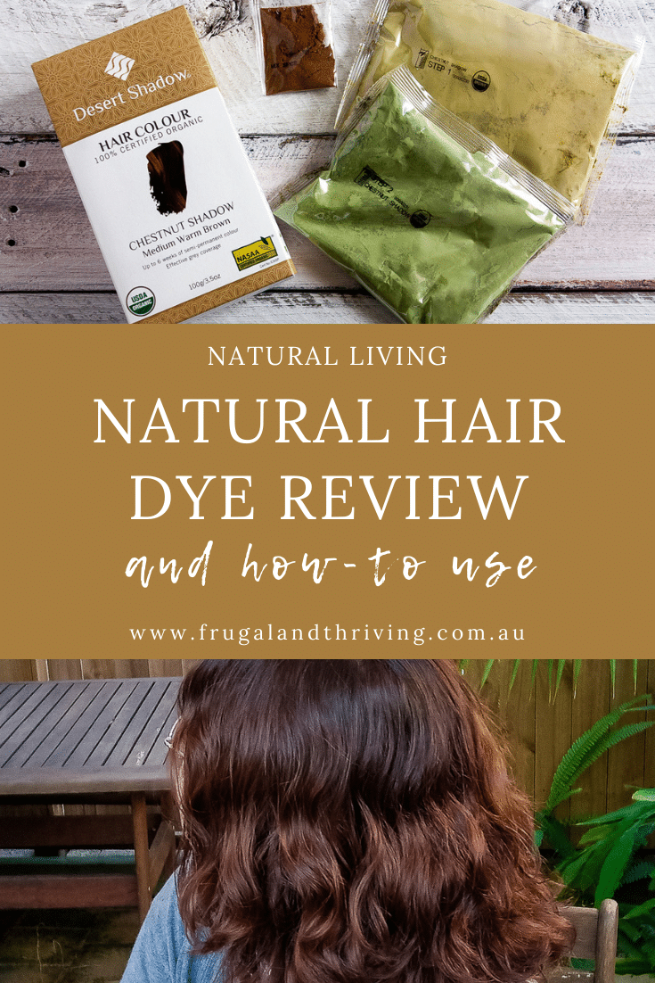 Looking for a natural hair dye? In this article, I review the Desert Shadow brand of organic hair colour and go through how to use it.