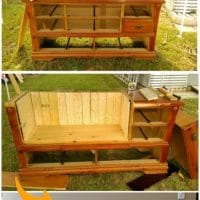 Alice's Dresser Bench