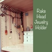 Rake Head Necklace Hangers — Olive & Love