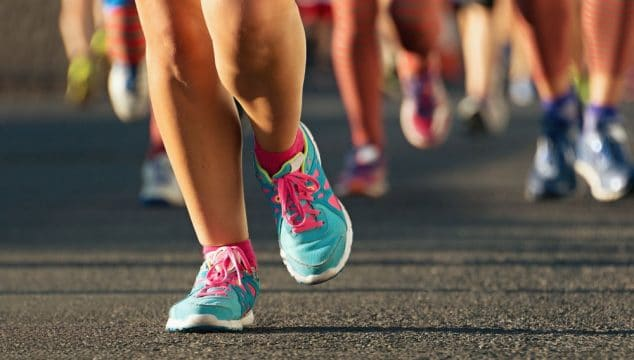how to get ahead of the bills. marathon runners running