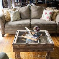 How to Make a Window Table (For the Rustic Look)