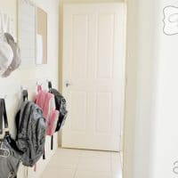 Organise school bags with a School Bag Nook