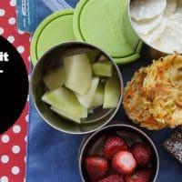 Making It Easier – School Lunch Box Process