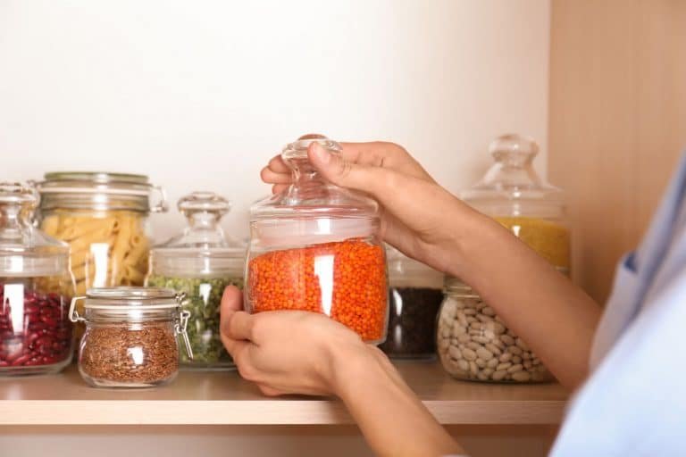 Save Time and Money with an Organised Pantry
