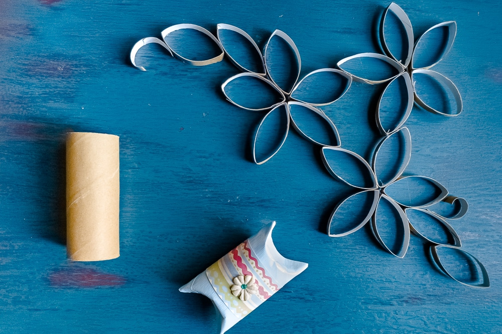 upcycled toilet paper roll ideas