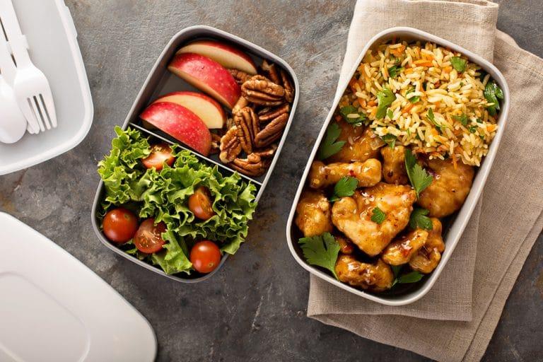 Un-boring Brown Bagging – Easy Frugal Work Lunch Ideas