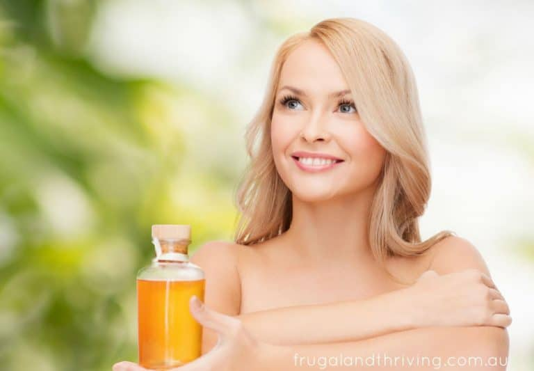 DIY Hot Oil Treatment for Stronger Healthier Hair