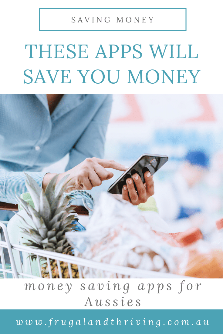 Save money with your phone by using these apps that save you money. Some of these apps are global while others are just for Australians. #savingmoney #savingmoneyAustralia