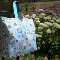 Very Easy Tote Bag Tutorial