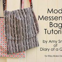 Easy Mod Messenger Bag