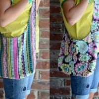 Reversible Sling Bag Tutorial