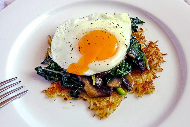 Basic Potato Rosti