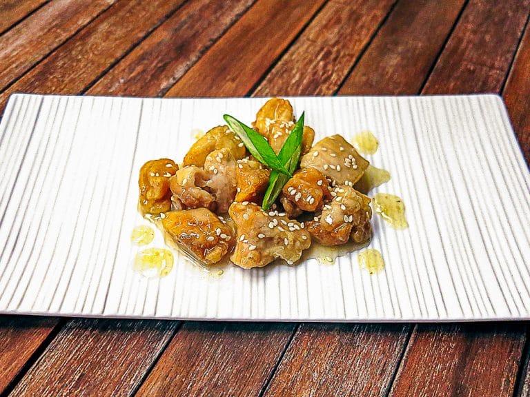Better than Takeaway – Easy Asian Style Lemon Chicken