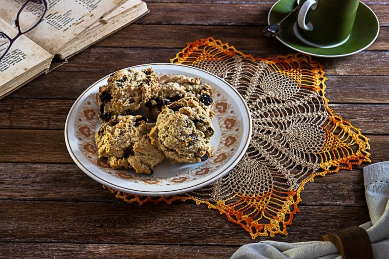 Traditional Rock Cakes – Baking From Grandma's Era