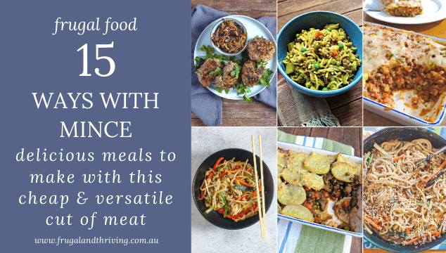 15 Mince Recipes – Save Money without Getting Bored of Mince
