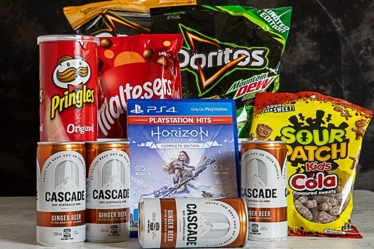 Gamer Gift Basket for Under $30 – Great Gift For the Gamer in Your Life