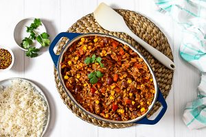 chilli mince beef