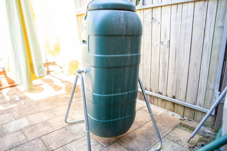 How to Fix Smelly Compost in a Compost Tumbler or Bin