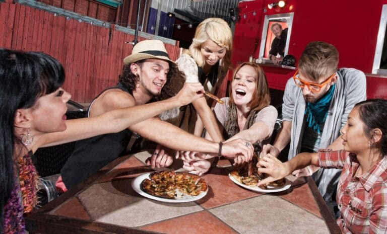 fine dining – how to save money when eating out